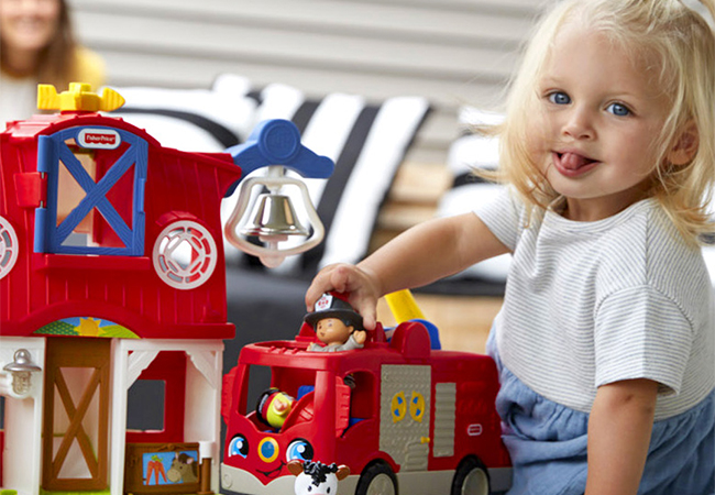 Fisher Price About Us